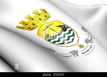 Lissabon-Wappen - Stockfoto