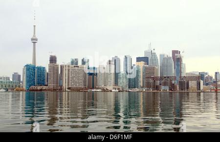 Toronto Skyline - Stockfoto