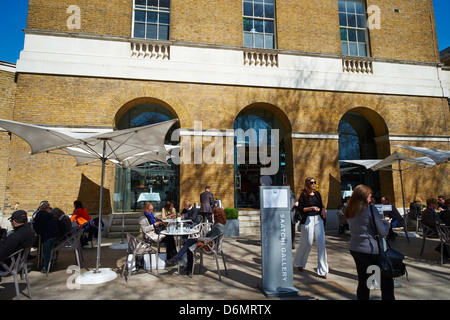 Saatchi Gallery durcheinander Herzog von York HQ Kings Road Chelsea London UK - Stockfoto