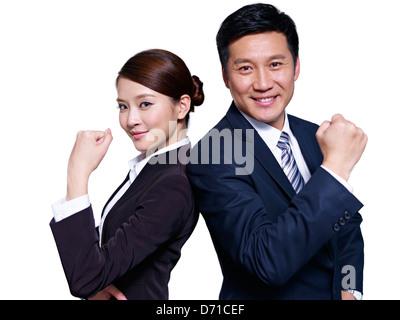 Asiatische Geschäftsleute - Stockfoto