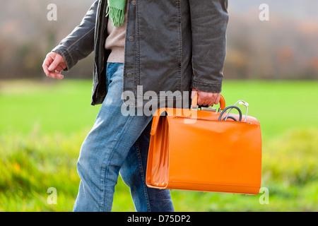 Landarzt. - Stockfoto