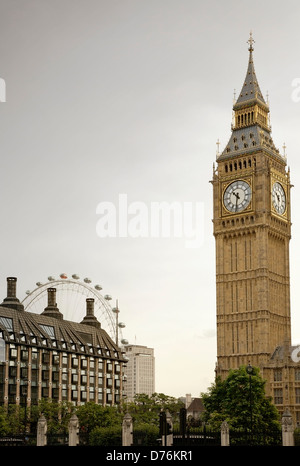 Big Ben, Westminster, London, UK - Stockfoto