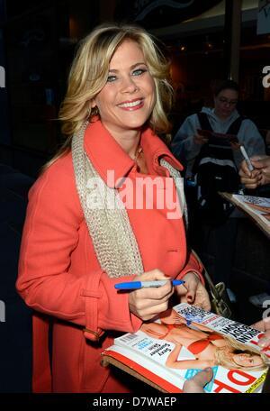 New York, USA. 14. Mai 2013. Alison Sweeny bei der Today Show unterwegs für Promi-Schnappschüsse - di, New York, - Stockfoto