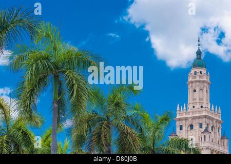 Freedom Tower in Miami Dade College in Miami, Florida, USA Stockfoto
