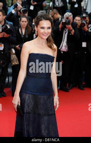 """Cannes, Frankreich. 16. Mai 2013. Virginie Ledoyen Teilnahme an der """"Jeune & Jolie""""-Premiere und Eröffnung der 66. - Stockfoto"""