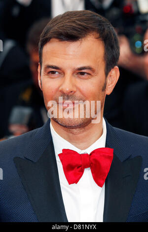"""Cannes, Frankreich. 16. Mai 2013. Francois Ozon Teilnahme an der """"Jeune & Jolie""""-Premiere und Eröffnung der 66. - Stockfoto"""