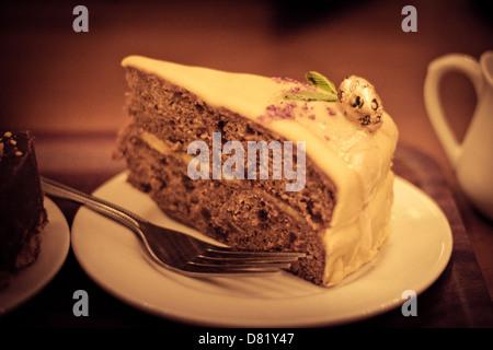 Simnel Cake - Stockfoto