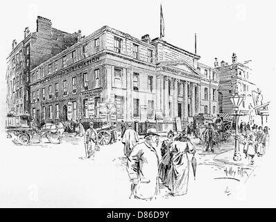 Manchester Ymca 1895 - Stockfoto