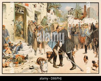 Bismarck-Rohling-Seite 27 - Stockfoto