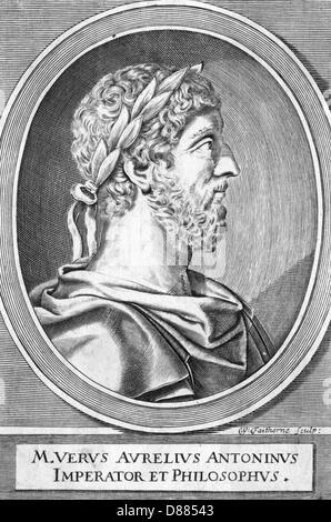 Marcus Aurelius - Stockfoto