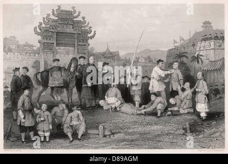 Bastonade In China Stockfoto, Bild: 56754225 - Alamy