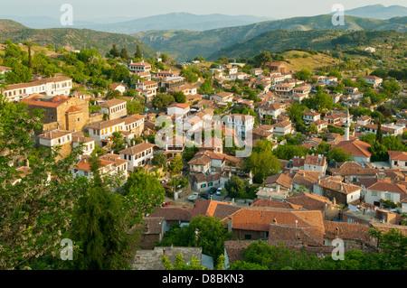 Sirince, Izmir, Türkei - Stockfoto