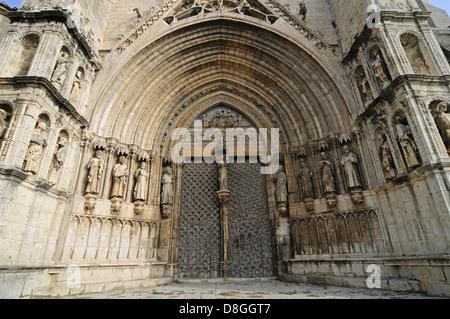 Iglesia Arciprestal de Santa María la Mayor - Stockfoto