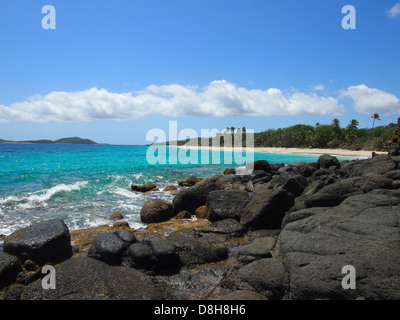 Zoni Strand, Puerto Rico - Stockfoto