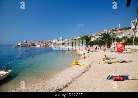 Igrane, Kroatien - Stockfoto