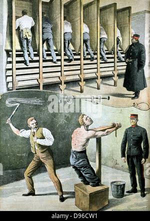 Gefängnis Englisch