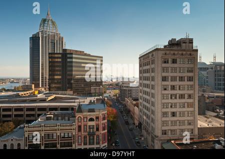 Mobile, Alabama, Vereinigte Staaten von Amerika - Stockfoto