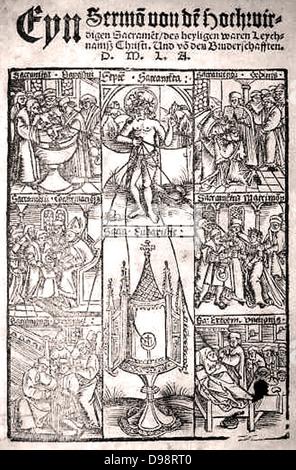 Sakramente Luther