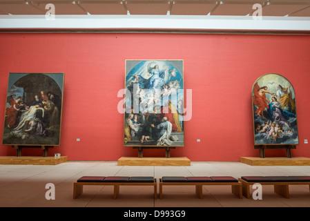Brüssel, Belgien   Gemälde Von Peter Paul Rubens (1577 1640) In Einem  Speziellen Raum An Der Königlichen Museen Der Schönen Künste In Belgien  (Französisch, ...