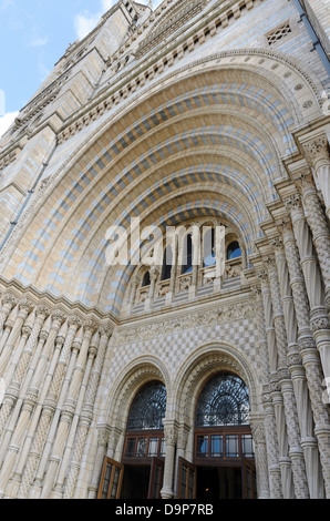 London, England - 30. Juni 2012: Natural History Museum in der Royal Borough of Kensington und Chelsea. - Stockfoto