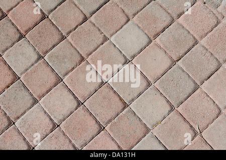 Outdoor Bodenbelag ein backstein fertiger muster. hervorragend geeignet für den einsatz