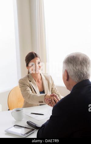 Treffen mann und frau