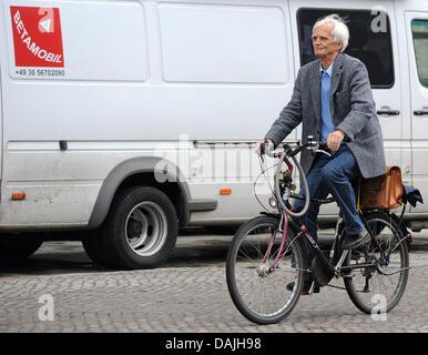 (Dpa Datei) Eine Archiv Bild datiert, 7. Mai 2010, zeigt der Dupty Vorsitzende der grünen-Fraktion im Bundestag, - Stockfoto