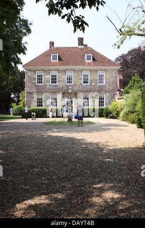Arundells das ehemalige Wohnhaus des Premierminister Sir Edward Heath in Salisbury, Wiltshire, England, UK - Stockfoto