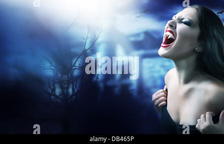 Vampir - Stockfoto