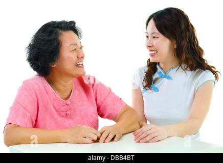 Asiatischen Familie - Stockfoto
