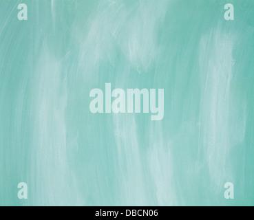 Blau, grün und kalkhaltigen weißen Hintergrundpapier. - Stockfoto