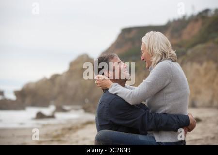 Mit älteren jungs flirten