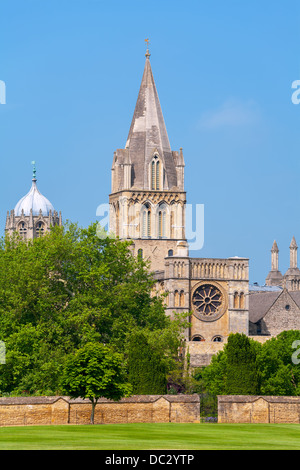 Christ Church Cathedral. Oxford, UK - Stockfoto