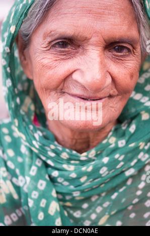 Inderin - Jodhpur, Rajasthan, Indien - Stockfoto