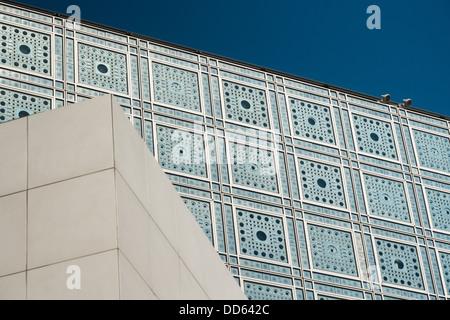 Institut du Monde Arabe in Paris, Frankreich. - Stockfoto