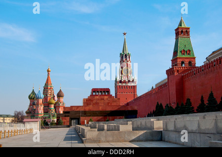 Roter Platz Moskau - Stockfoto