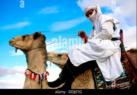 Aus einem tunesischen mädchen