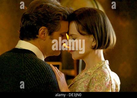 DER Bahnhof Mann 2013 Archer Street Productions Film mit Colin Firth als Eric Lomax und Nicole Kidman als Patricia - Stockfoto