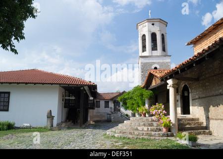 Saint Bogorodica Perivlepta Kirche - Stockfoto