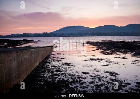 Roundstone, Connemara, County Galway, Connacht, Republik von Irland, Europa - Stockfoto