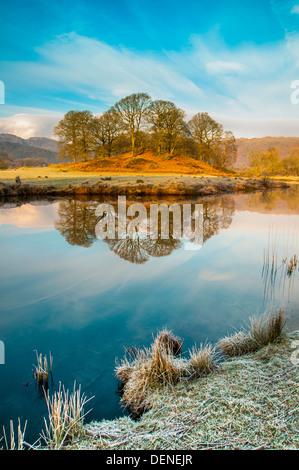 Elter Wasser, Seenplatte, Cumbria, England, uk, Europa - Stockfoto