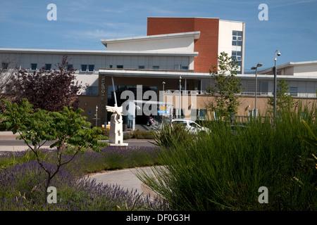 Königin Marys Krankenhaus Roehampton London england - Stockfoto