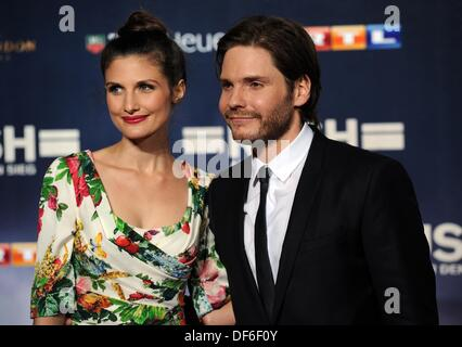 Daniel Brühl, The big dream for the first time, his