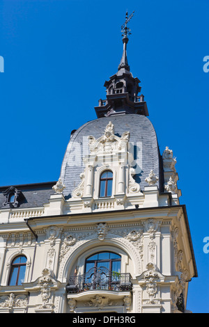 Vacijas Tochterunternehmen Tirdzniecibas Kamera, Deutsch-Baltischen Handelskammer von Rudolfs Heinrihs Fon Cirkvics, - Stockfoto