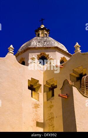 Heiligtum von Atotonilco, in der Nähe von San Miguel de Allende, Bundesstaat Guanajuato, Mexiko - Stockfoto