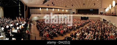 Konzert, Musikinstitut Koblenz, Rheinische Philharmonie Orchester, Koblenz, Rheinland-Pfalz - Stockfoto