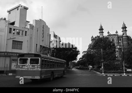 Regal Cinema Hall Theatre und majestätischen Guest House S P Mukherjee Chowk Mumbai Maharashtra Indien Asien Mai - Stockfoto