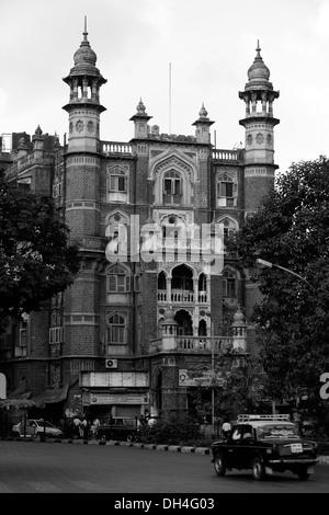 Majestätische Gast Haus S P Mukherjee Chowk Mumbai Maharashtra Indien Asien Mai 2012 - Stockfoto
