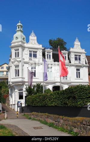 Hotel Hamburg Blankenese Strandweg