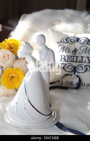 Hochzeits-Accessoires - Stockfoto